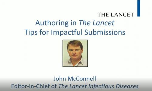 Authoring in the Lancet