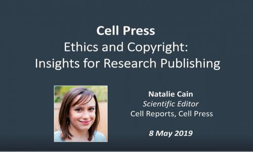 Ethics and Copyright