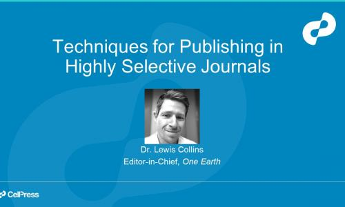 Techniques for Publishing