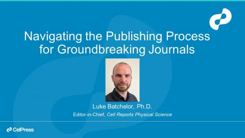Navigating the Publishing Process for Groundbreaking Journals